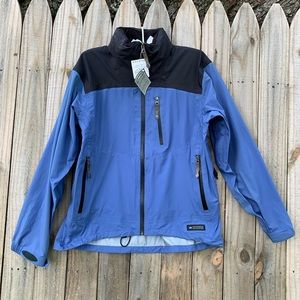 REI Women's Jacket Rain Hiking NWT Large